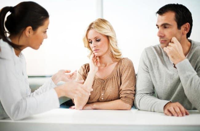 terapia di coppia per tradimento