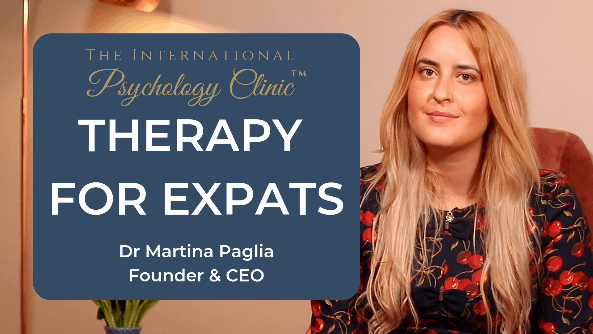 therapy for expats