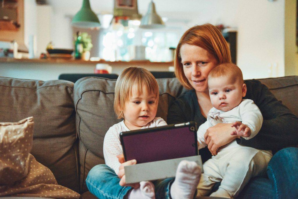 Come Crescere i Figli Senza Supporto della Famiglia a Londra