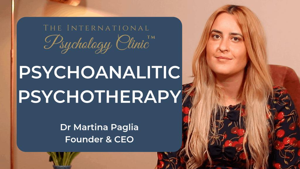 psychoanalitic psychotherapy