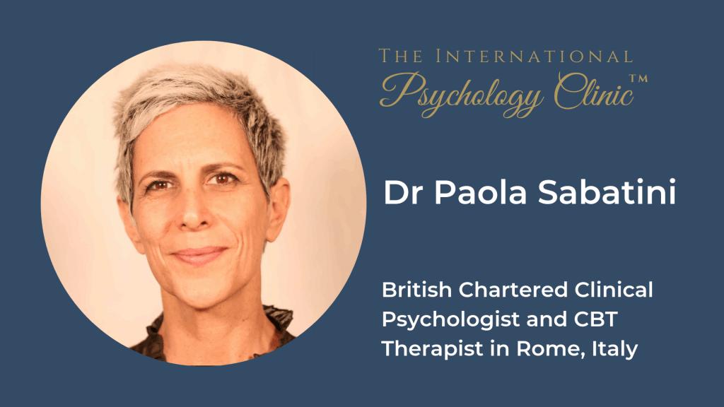 Dr Paola Sabatini's Profile Video